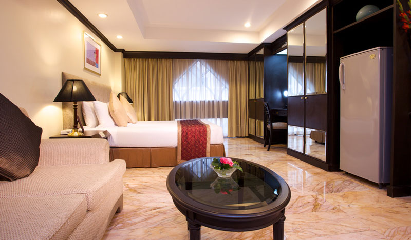 Prestigeholiday tour hotels How many m2 is my room